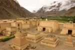 Really Old Tabo Monastery