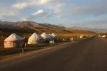 Roadside Coke Yurts