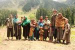 Bakarwal Family Photo