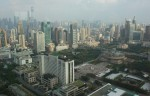 Shanghai Skyline (maybe 1% of it)
