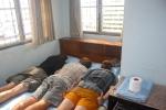 Six-Bun Bed