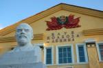 Another Lenin bust